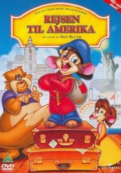 Billede af Rejsen Til Amerika - DVD - Film