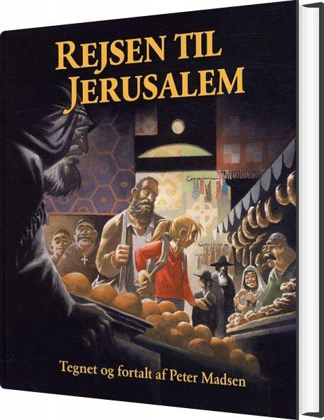 Image of   Rejsen Til Jerusalem - Peter Madsen - Bog