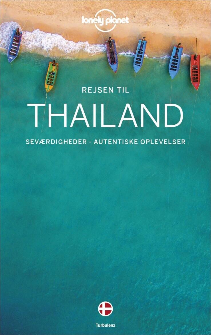 Rejsen Til Thailand - Lonely Planet - Bog