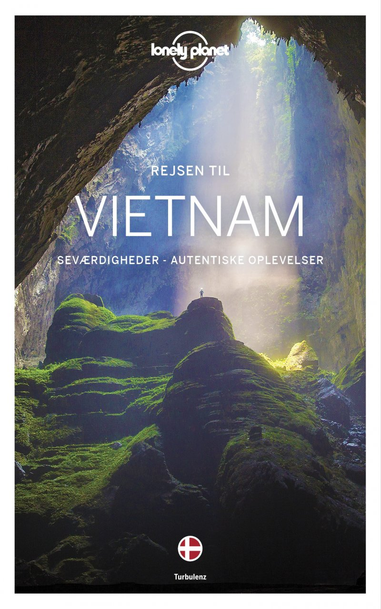 Rejsen Til Vietnam - Lonely Planet - Bog