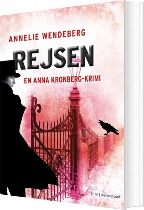Rejsen - Annelie Wendeberg - Bog
