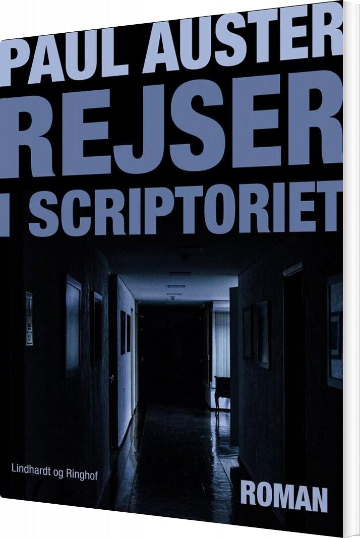 Rejser I Scriptoriet - Paul Auster - Bog