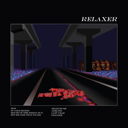 Image of   Alt-j - Relaxer - Vinyl / LP