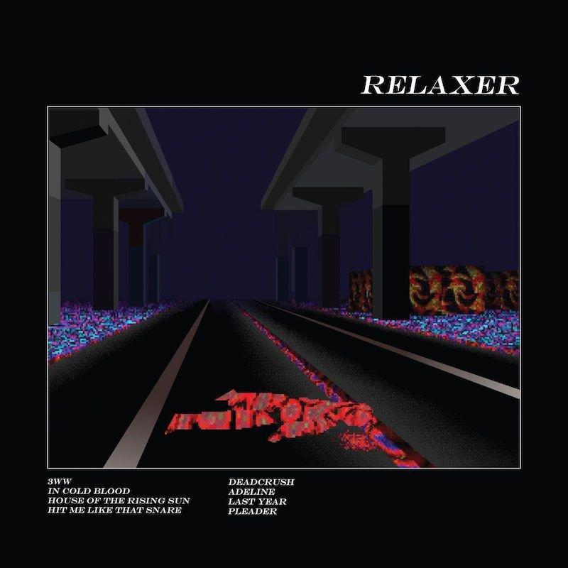 Image of   Alt-j - Relaxer - CD