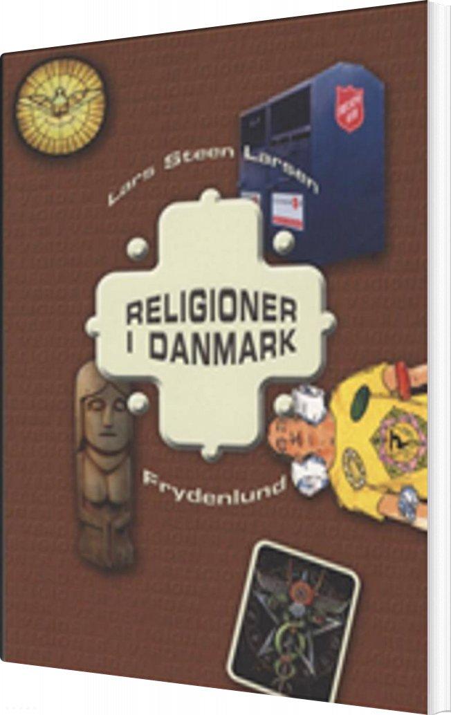 Image of   Religioner I Danmark - Lars Steen Larsen - Bog