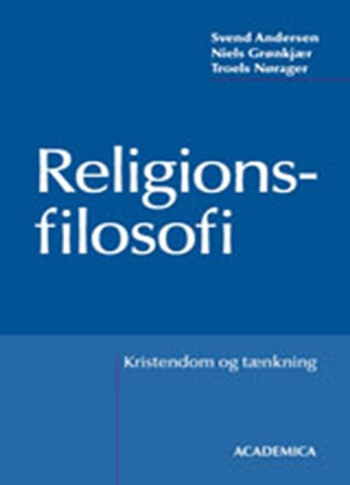 Religionsfilosofi - Svend Andersen - Bog