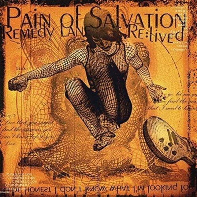 Pain Of Salvation - Remedy Lane Re:lived - 2lp+cd - Vinyl / LP