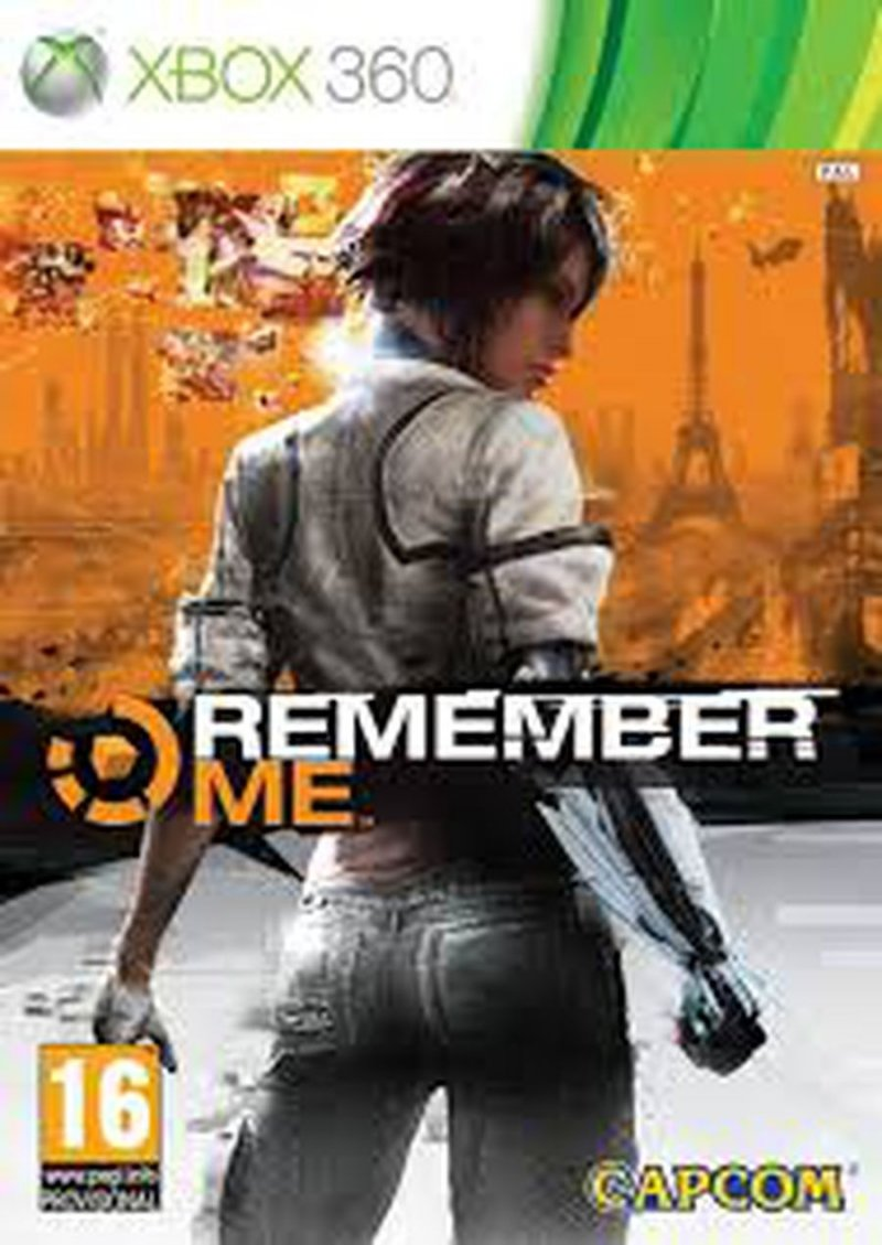 Image of   Remember Me - PC