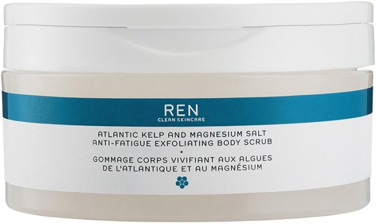 Ren - Atlantic Kelp And Magnesium Anti-fatique Exfoliating Body Skrub 150 Ml