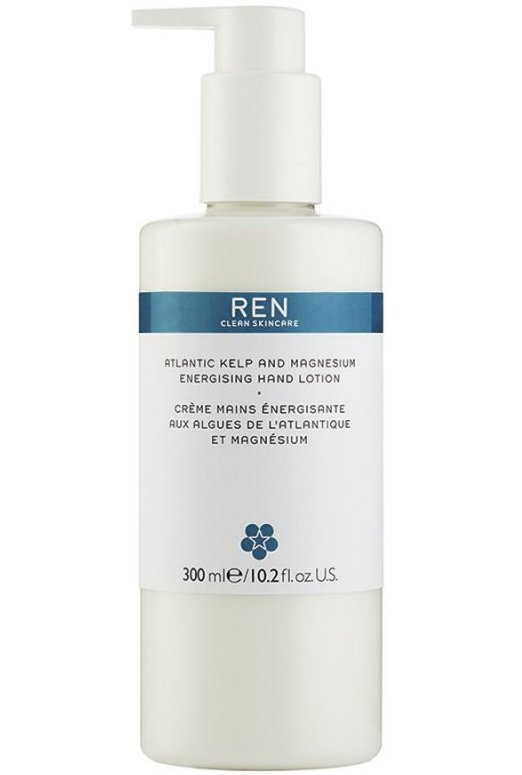 Ren - Atlantic Kelp And Magnesium Energising Håndcreme 300 Ml