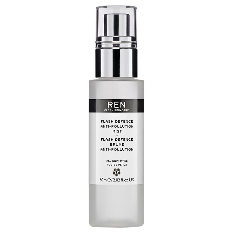 Ren - Beauty Booster Flash Defence Anti-pollution Mist 60 Ml