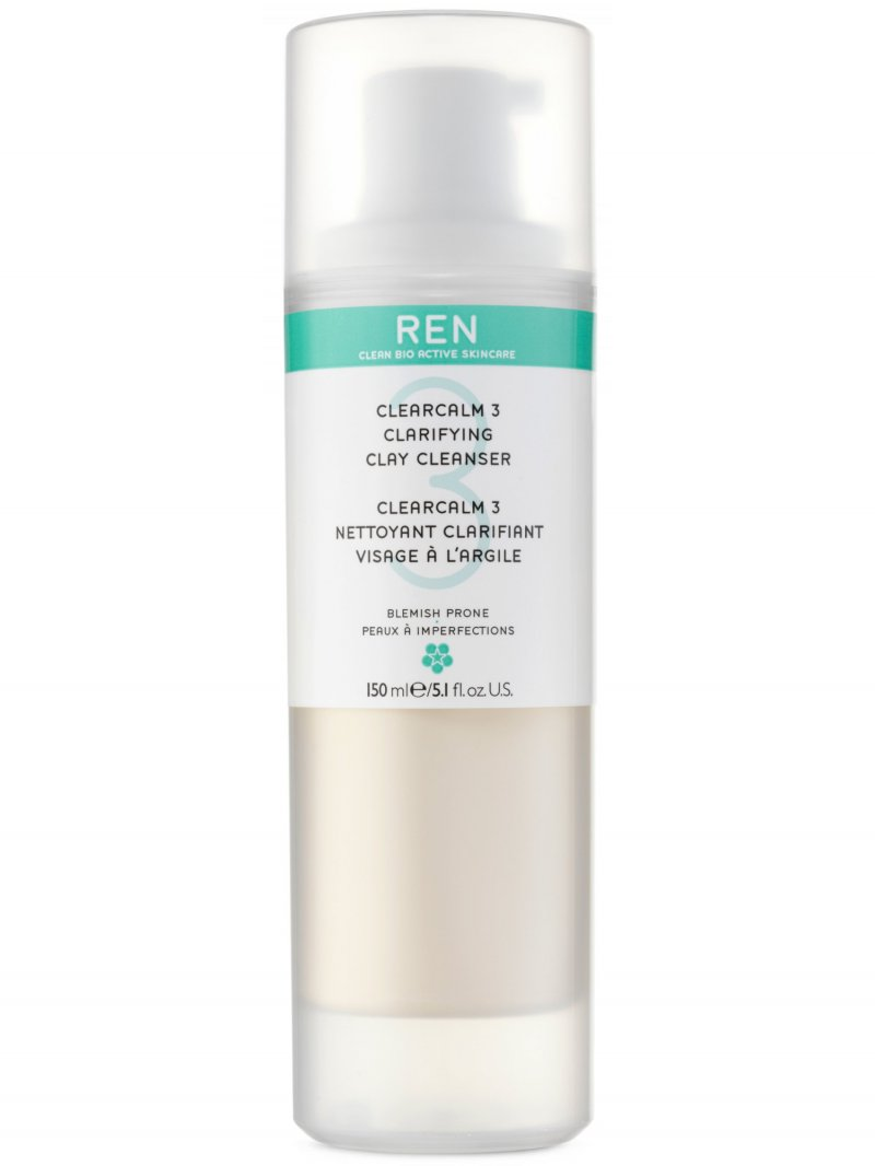 Ren - Clear Calm 3 Clarifying Ler Rens 150 Ml