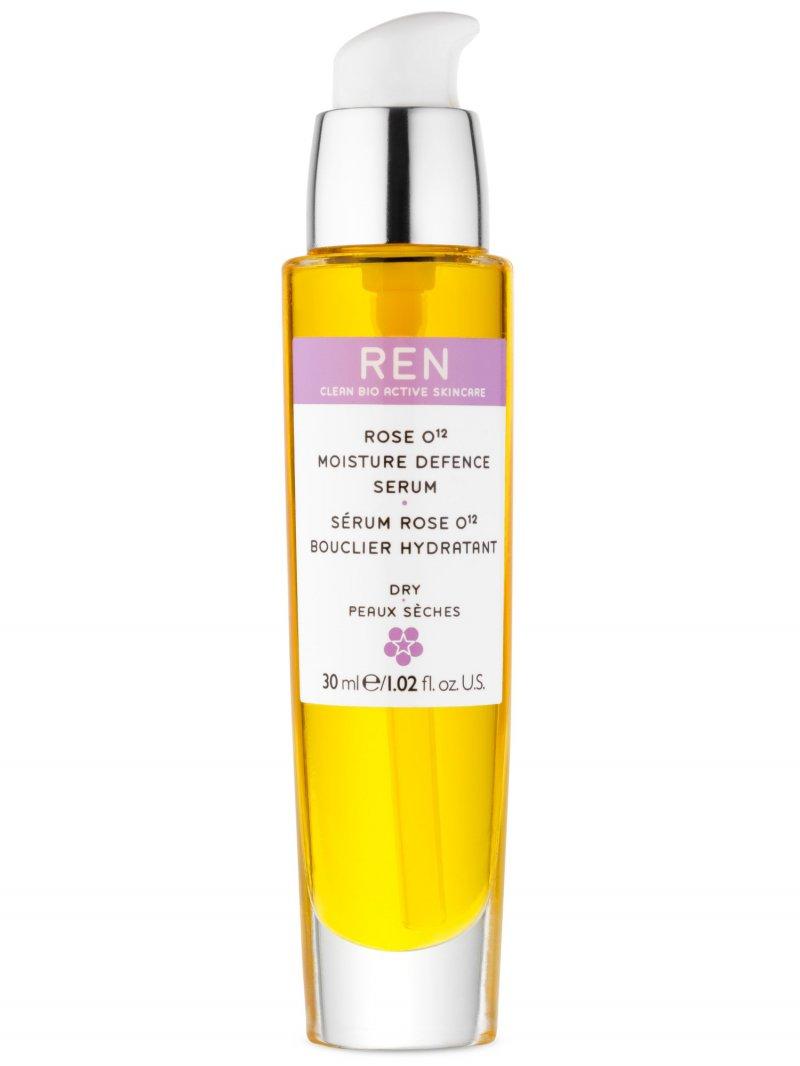 Ren - Dry Skin Rose O12 Fugtgivende Olie 30 Ml