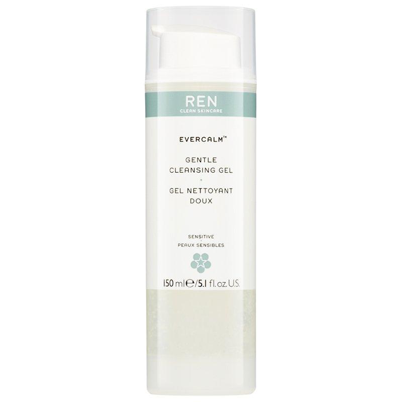 Image of   Ren Mild Rensegel - Evercalm Gentle Cleansing Gel 150 Ml