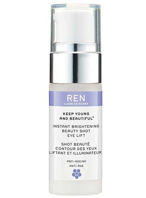 Ren - Keep Young And Beautiful Instant Brightening Beauty Shot Eye Lift Serum 15 Ml