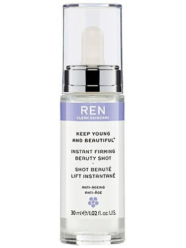 Ren - Keep Young And Beautiful Instant Firming Beauty Shot Gel-serum 30 Ml