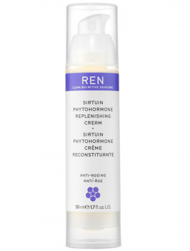 Ren - Mature Skin Sirtuin Phytohormone Replenishing Ansigtscreme 50 Ml