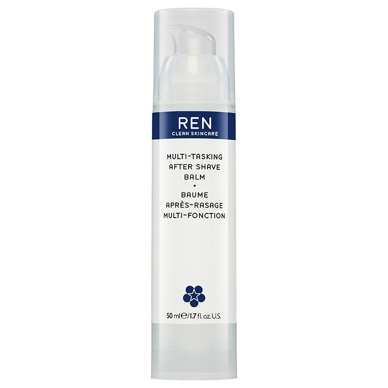 Ren - Multi Tasking Aftershave Balm Men 50 Ml