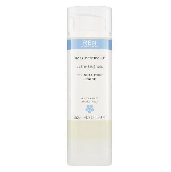 Image of   Ren Ansigtsrens - Rosa Centifolia Cleansing Gel 150 Ml