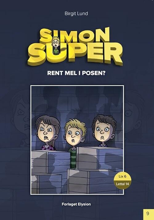 Rent Mel I Posen - Birgit Lund - Bog