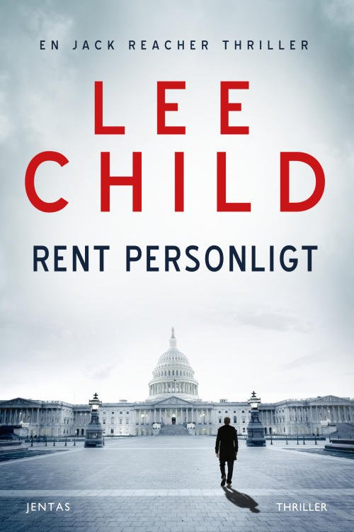 Image of   Rent Personligt - Mp3 - Lee Child - Cd Lydbog