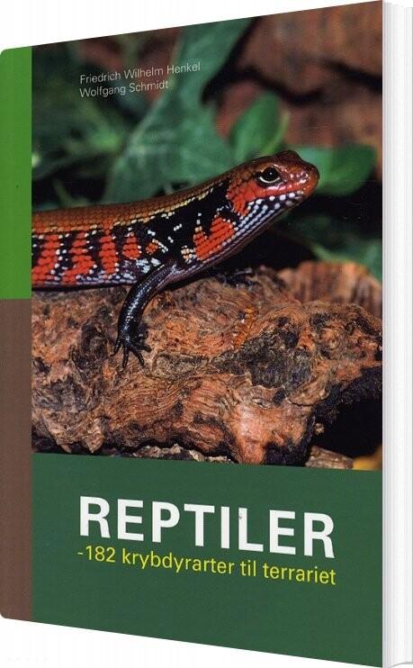 Image of   Reptiler - F.w. Henkel - Bog
