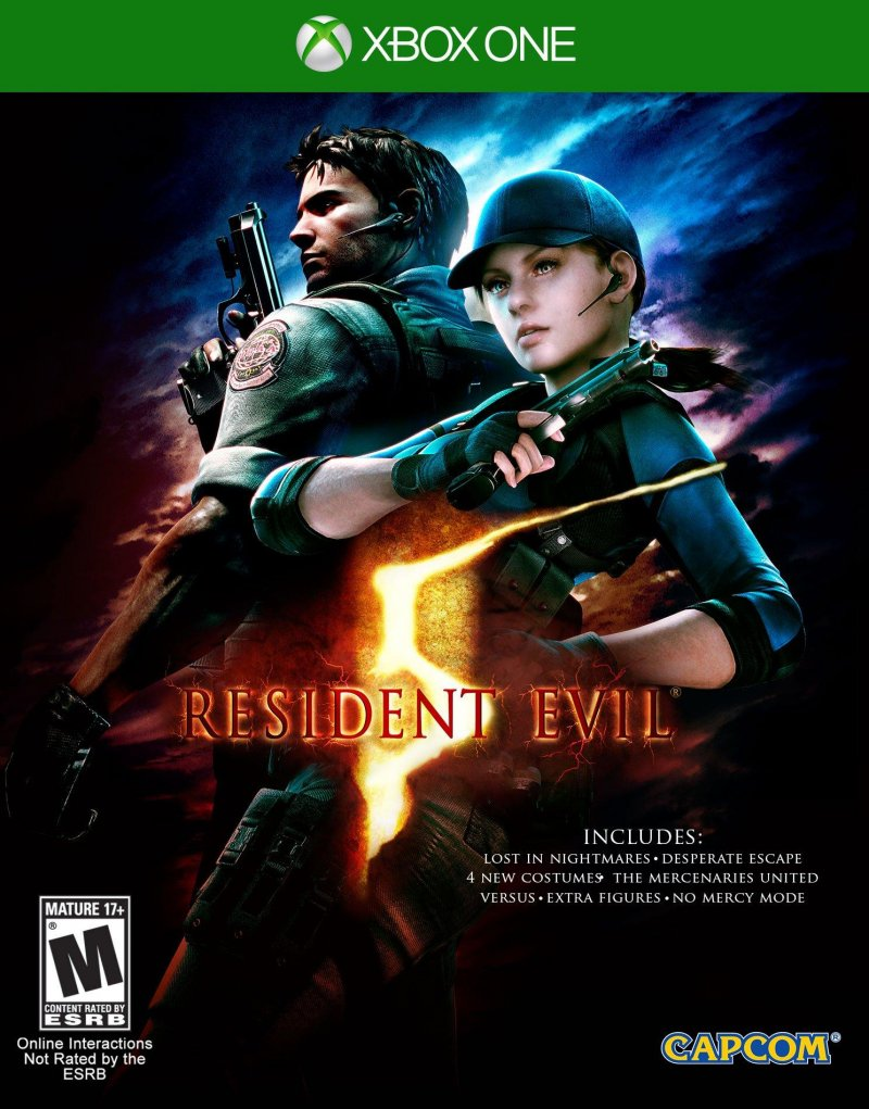 Resident Evil 5: Gold Edition (classics) - Xbox 360