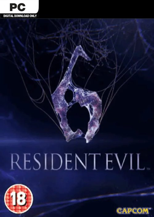 Image of   Resident Evil 6 - PC