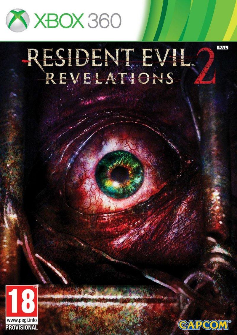 Image of   Resident Evil: Revelations 2 - Xbox 360