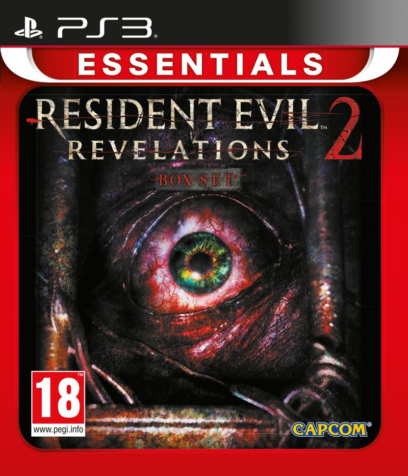 Image of   Resident Evil: Revelations 2 (essential) - PS3