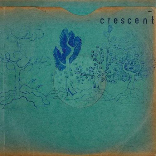 Crescent - Resin Pockets - CD