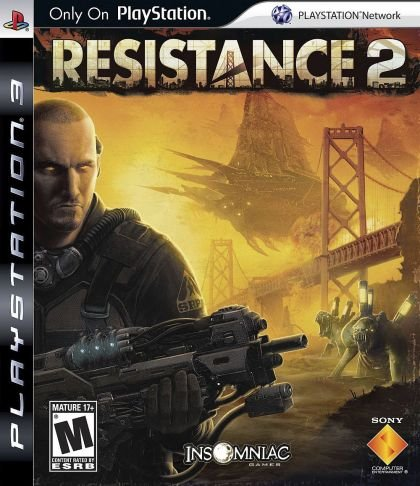 Image of   Resistance 2 (#) - PS3