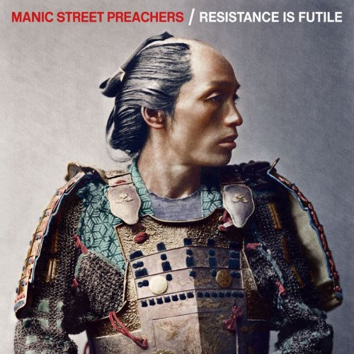 Manic Street Preachers - Resistance Is Futile - CD