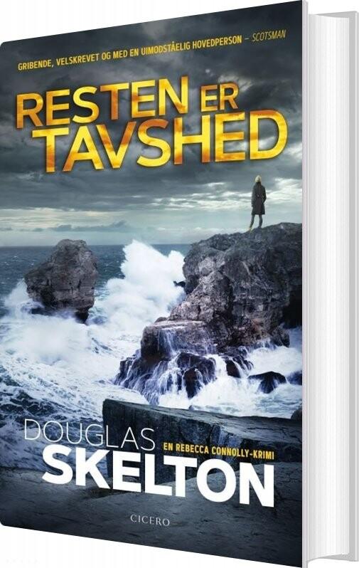 Resten Er Tavshed - Douglas Skelton - Bog