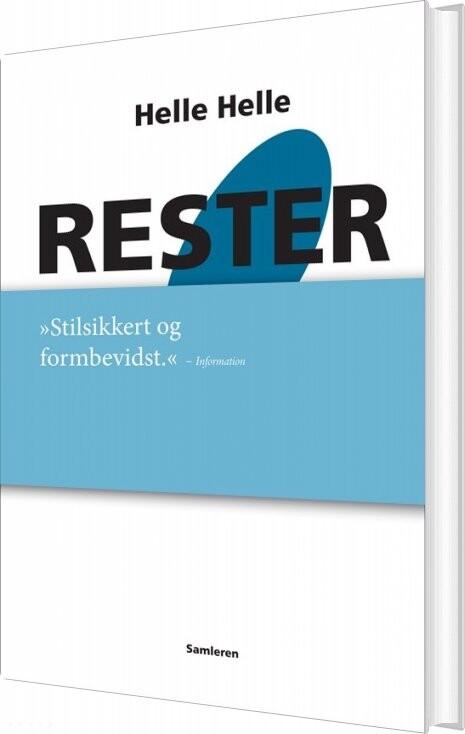 Image of   Rester - Helle Helle - Bog