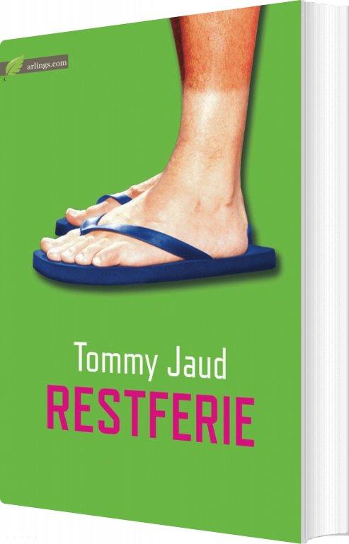 Restferie - Tommy Jaud - Bog