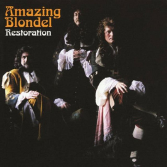 Image of   Amazing Blondel - Restoration - CD