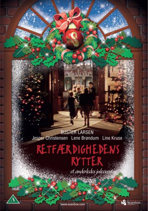 Image of   Retfærdighedens Rytter - DVD - Film