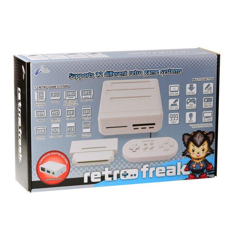 Image of   Retro Freak Console Standard Edition