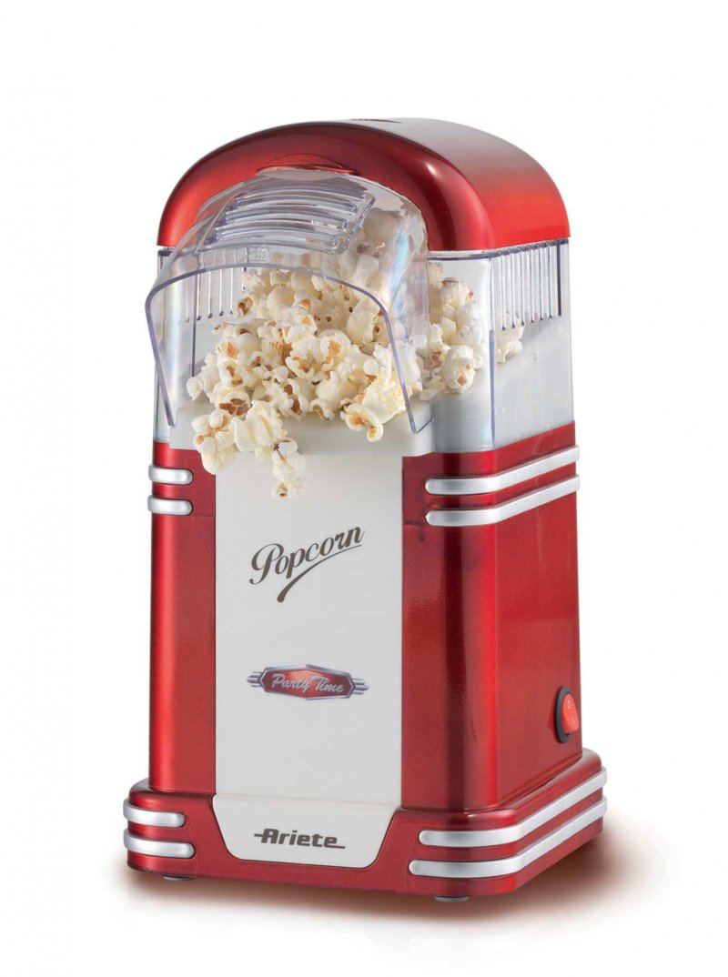 Image of   Retro Popcornmaskine