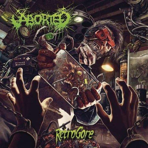 Image of   Aborted - Retrogore - CD
