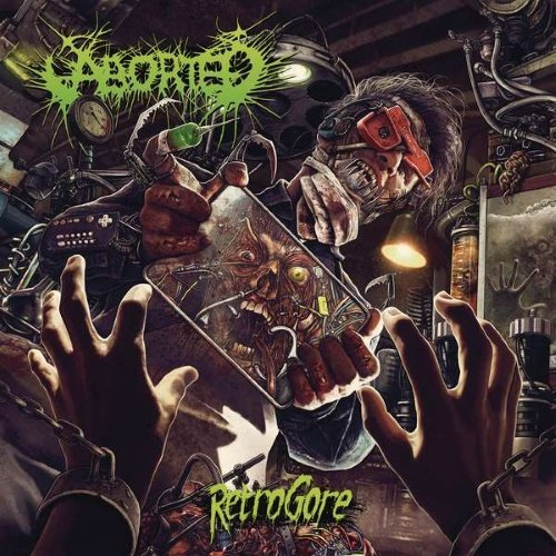 Image of   Aborted - Retrogore - CD