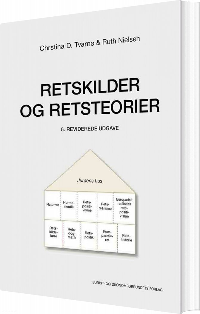 Retskilder Og Retsteorier - Ruth Nielsen - Bog