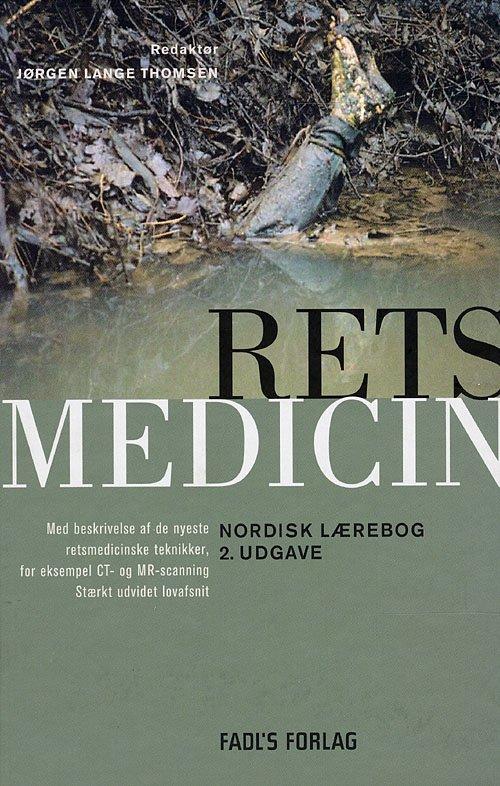 Image of   Retsmedicin - Jørgen Lange Thomsen - Bog