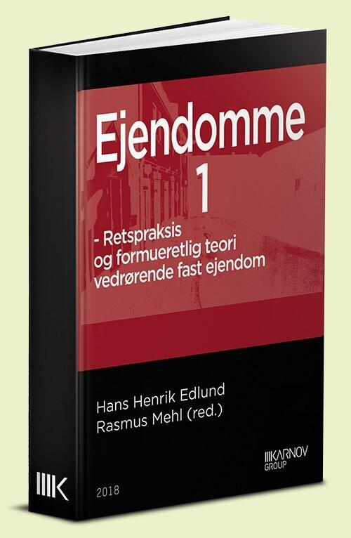 Image of   Ejendomme I - Hans Henrik Edlund - Bog