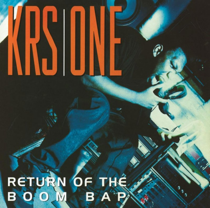 Krs-one - Return Of The Boom Bap - Vinyl / LP