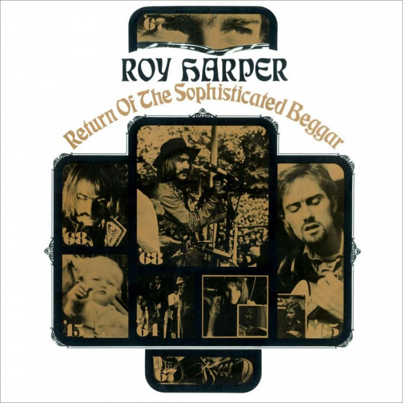 Roy Harper - Return Of The Sophisticat - Vinyl / LP