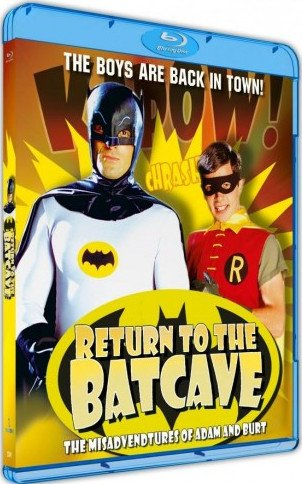 Image of   Return To The Batcave - Blu-Ray