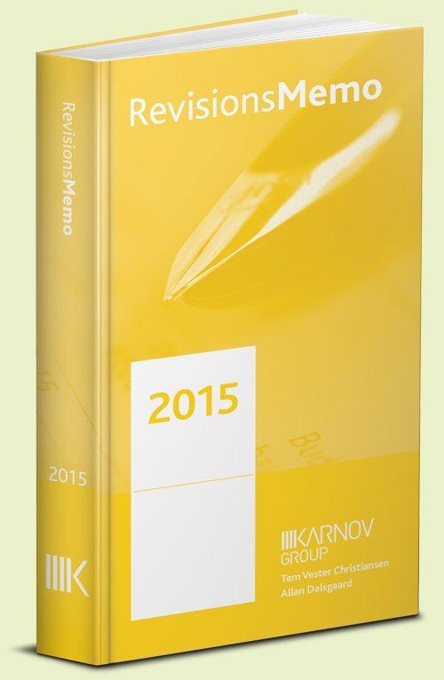 Revisionsmemo 2015 - Tem Vester Christiansen - Bog
