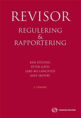 Revisor - Regulering & Rapportering - Lars Bo Langsted - Bog
